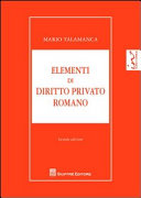 Elementi di diritto privato romano