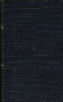 The vision; or, Hell, Purgatory, and Paradise, tr. by H.F. Cary