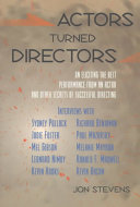Actors Turned Directors Book PDF