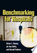 Benchmarking for Hospitals