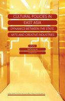 Cultural Policies in East Asia Pdf/ePub eBook