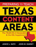 Preparing to Teach Texas Content Areas