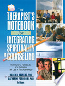 The Therapist S Notebook For Integrating Spirituality In Counseling