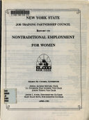 Report on Nontraditional Employment for Women