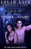 Five Night Stand (A Paranormal Vampire Romance) Book