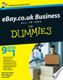 """""""eBay.co.uk Business All-in-One For Dummies"""" by Steve Hill, Marsha Collier, Kim Gilmour"""