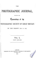 the photographic journal vol  i Book