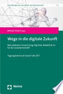 Wege in die digitale Zukunft
