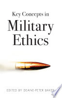 Key Concepts In Military Ethics
