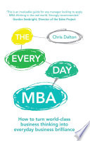 The Every Day Mba PDF