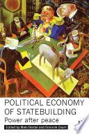 Political Economy of Statebuilding