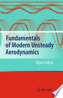 Fundamentals of Modern Unsteady Aerodynamics Book