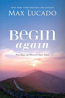 Begin Again  Your Hope and Renewal Start Today