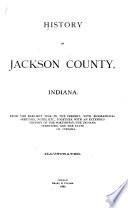 History of Jackson County, Indiana