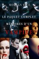Pdf Coffret Mémoires d'un Vampire (Tomes 1-12) Telecharger