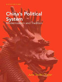 China s Political System