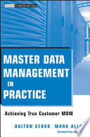 Master Data Management in Practice Book