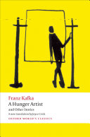 Pdf A Hunger Artist and Other Stories Telecharger
