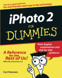 iPhoto 2 For Dummies