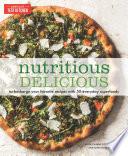 Nutritious Delicious Book
