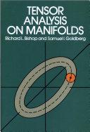 Tensor Analysis on Manifolds