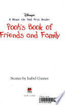 Pooh's Book of Friends and Family