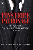 PINSTRIPE PATRONAGE Book