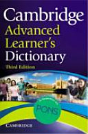 Cambridge Advanced Learner's Dictionary ebook