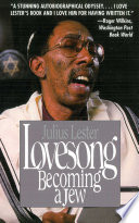 """""""Lovesong: Becoming a Jew"""" by Julius Lester"""