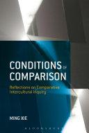 Conditions of Comparison