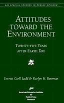Attitudes Toward the Environment