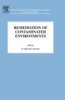 Remediation of Contaminated Environments