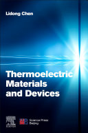 Thermoelectric Materials and Devices Book