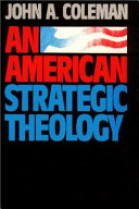 An American Strategic Theology