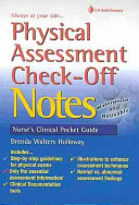Physical Assessment Check Off Notes