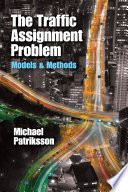 The Traffic Assignment Problem Book PDF