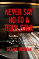 Never Say No To A Rock Star Pdf/ePub eBook