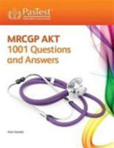 Mrcgp Akt 1001 Questions and Answers
