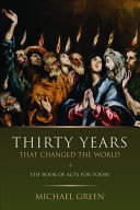 Thirty Years That Changed the World ebook