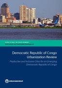 Democratic Republic of Congo Urbanization Review