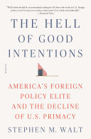 The Hell of Good Intentions Pdf/ePub eBook