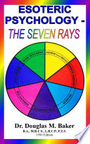 Esoteric Psychology   The Seven Rays