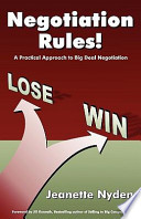 Negotiation Rules