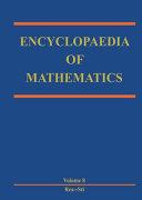 Encyclopaedia of Mathematics (set)
