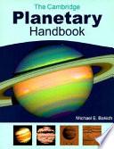 The Cambridge Planetary Handbook
