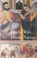 Hindu Wife  Hindu Nation  Community  Religion  and Cultural Nationalism