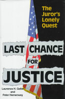 Last Chance for Justice