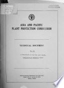 A Bibliography of the Rice Leaf Folder, Cnaphalocrocis Medinalis Guenee