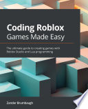 Coding Roblox Games Made Easy