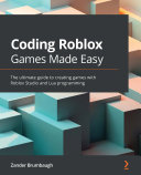 Coding Roblox Games Made Easy [Pdf/ePub] eBook